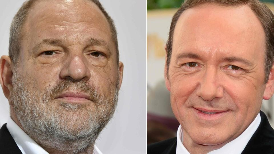 Harvey Weinstein,Kevin Spacey,Hollywood