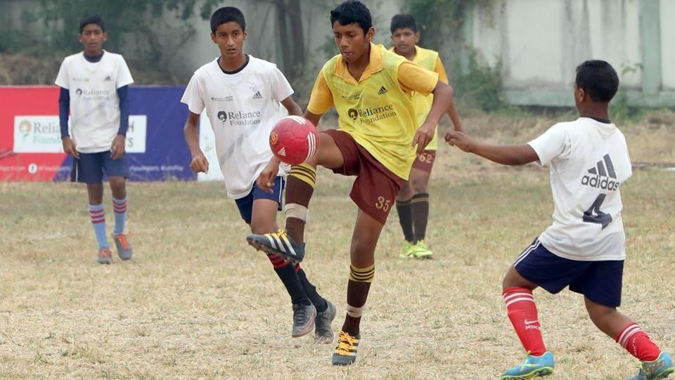 Pune RFYS league,St Vincent's High School,Dastur Boys