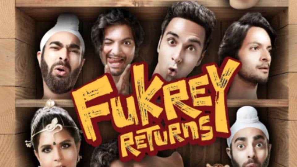 Fukrey Returns,Padmavati,Bollywood