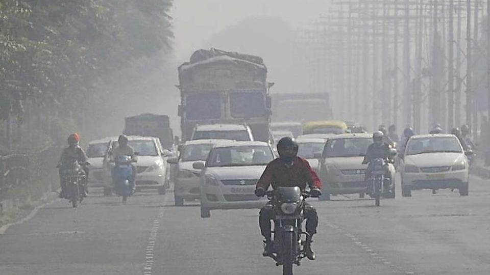 Air quality,Chandigarh air quality,Air pollution in Chandigarh