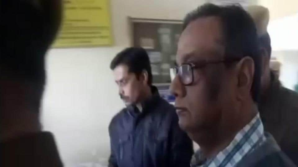 BBMohanty,Rajasthan police,IAS officer
