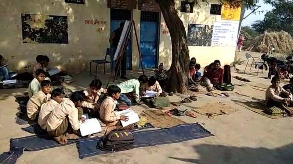 Rajasthan,Dhaulet village,Mewat
