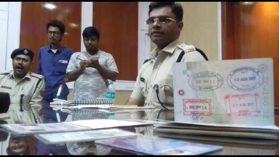 Police constable, three Bangladeshis among 11 arrested in fake passport racket in...