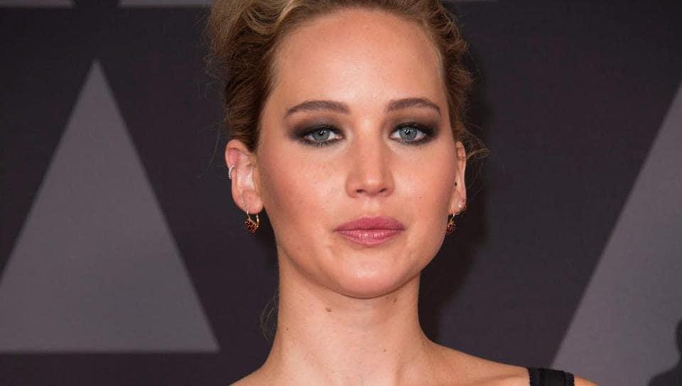 Jennifer Lawrence,Nude Photo Leak,Mother!