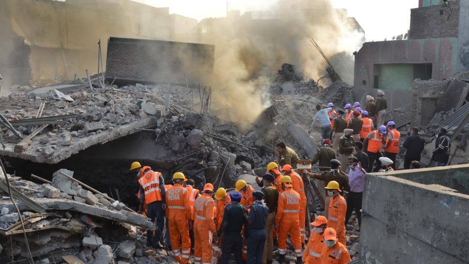 Ludhiana tragedy,Ludhiana factory collapse,Punjab news