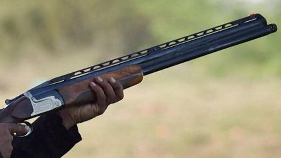Shardul Vihan,National Shooting Championship,double trap
