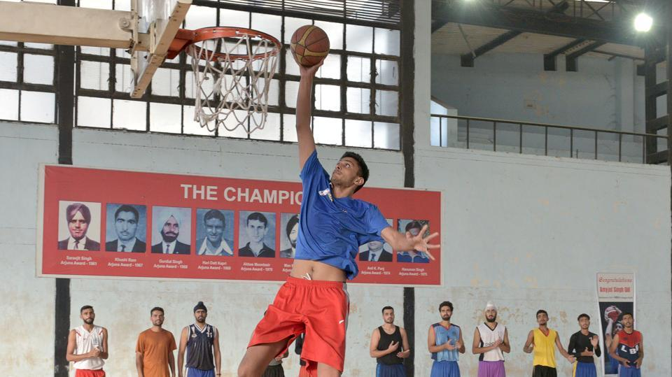 Satnam Singh,Palpreet Singh Brar,National Basketball Association