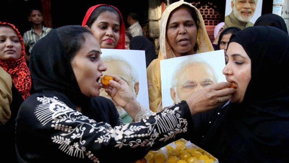 Modi govt moves forward to bring legislation banning triple talaq