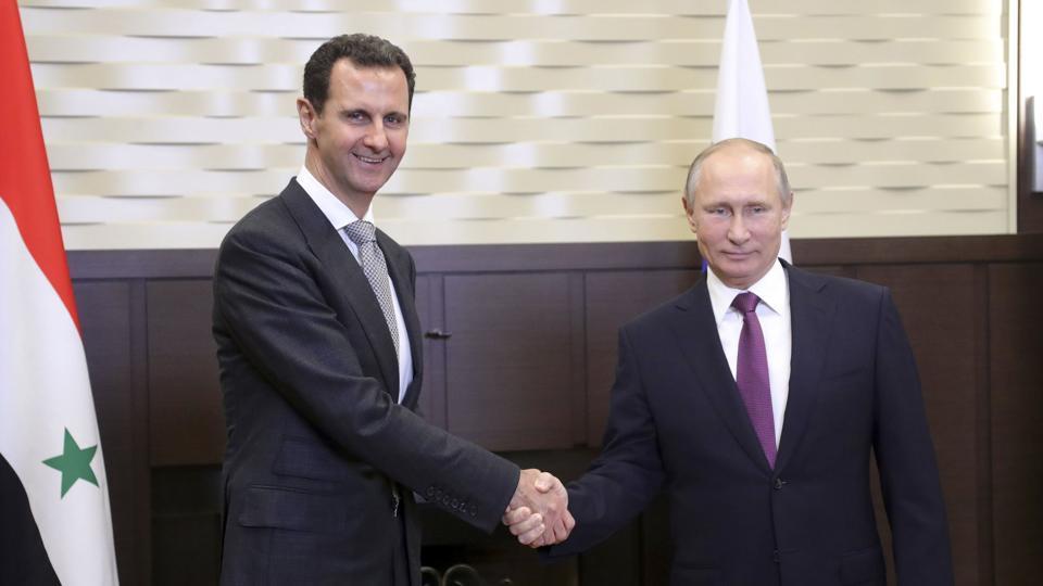 Syria,Russia,Vladimir Putin