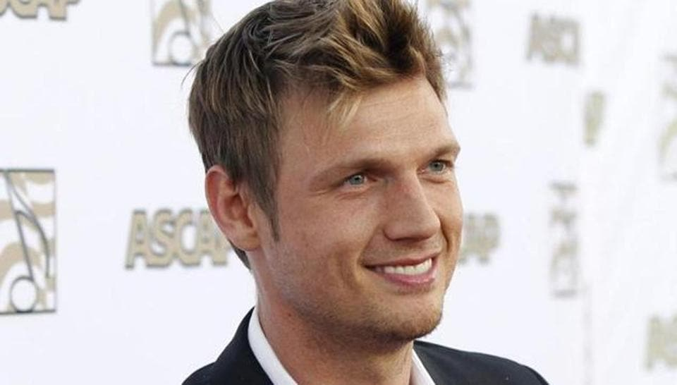 Nick Carter of the Backstreet Boys poses at 30th annual ASCAP Pop Music Awards in Hollywood, in this California April 17, 2013 file photo.(REUTERS)