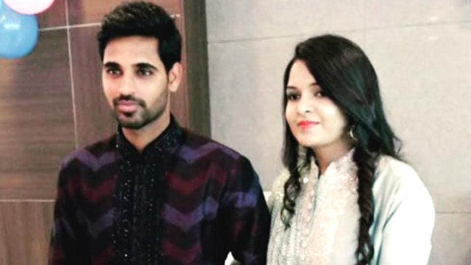 India pacer Bhuvneshwar Kumar marries Nupur Nagar in Meerut