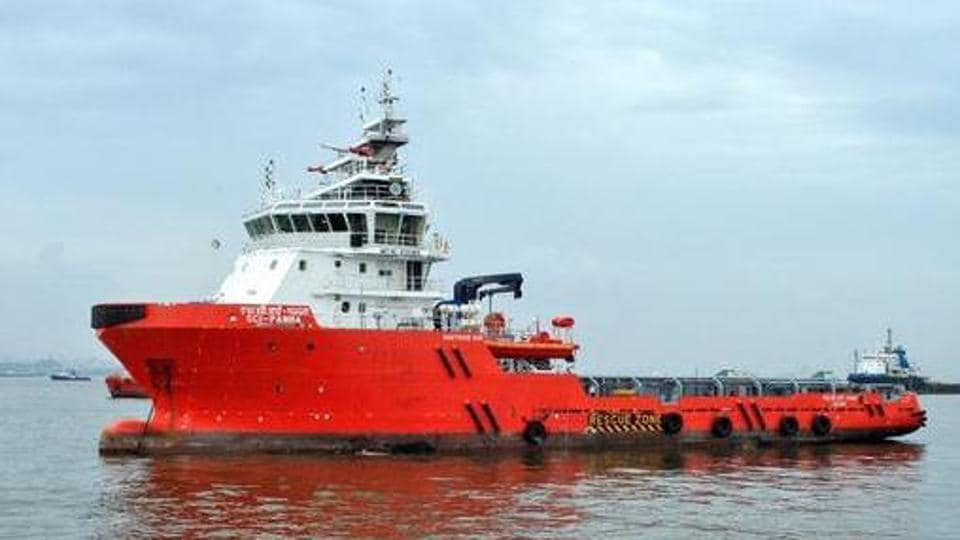 SCI Ratna,Offshore supply vessel,Shipping Corporation of India