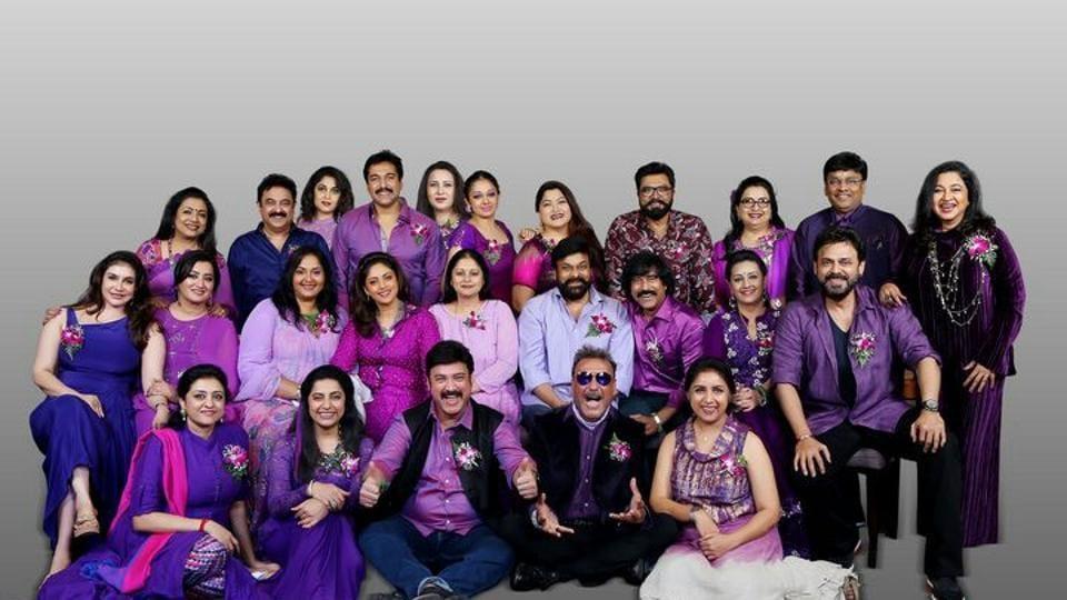 Class of 80s,Chiranjeevi,Ventakesh