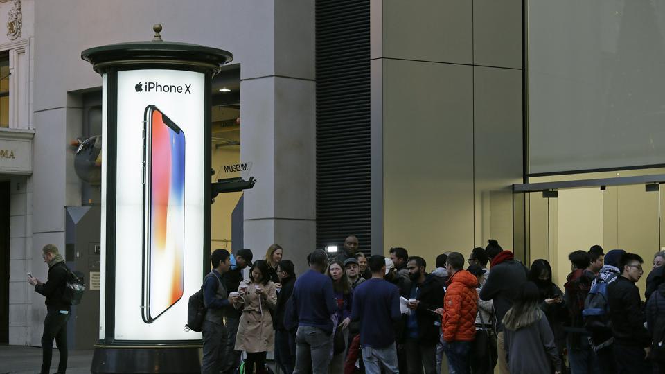 Apple,iPhone X,Apple iPhone X