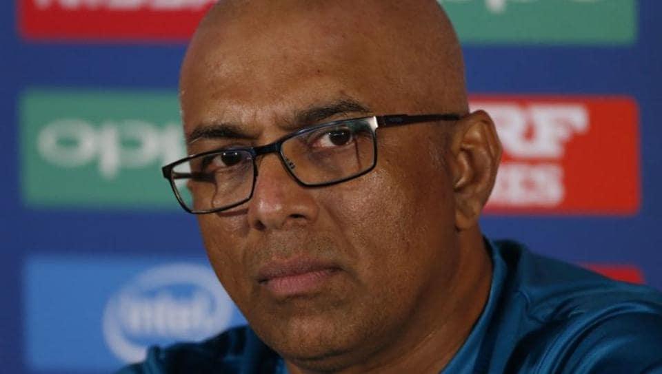India vs Sri Lanka,Sri Lanka cricket team,Chandika Hathurusingha