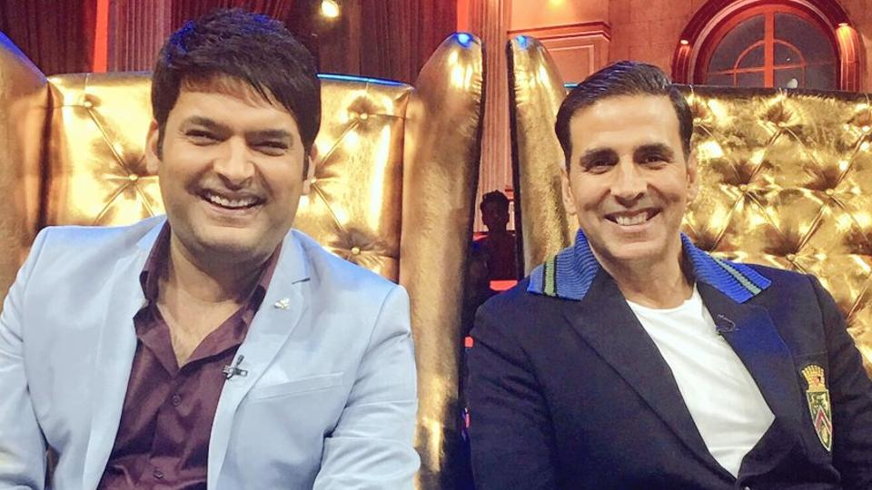 Kapil Sharma In A Negative Role In His Next Film After Firangi?