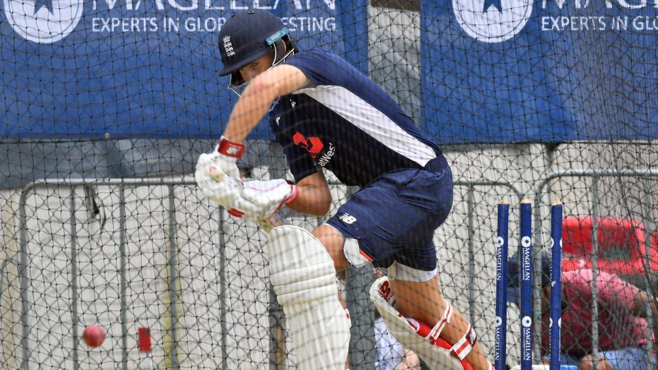 England's cricket team skipper Joe Root's batting skills will also be put to Test. (AFP)