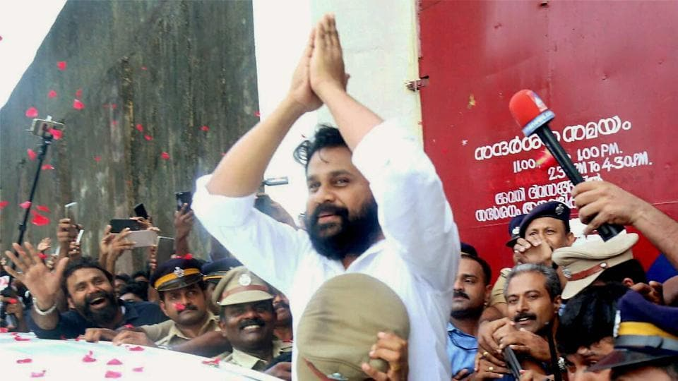 Charge sheet today; Dileep 8th accused