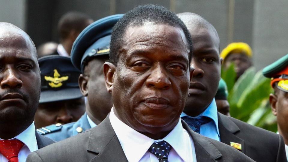 Robert Mugabeemmerson Mnangagwazimbabwe