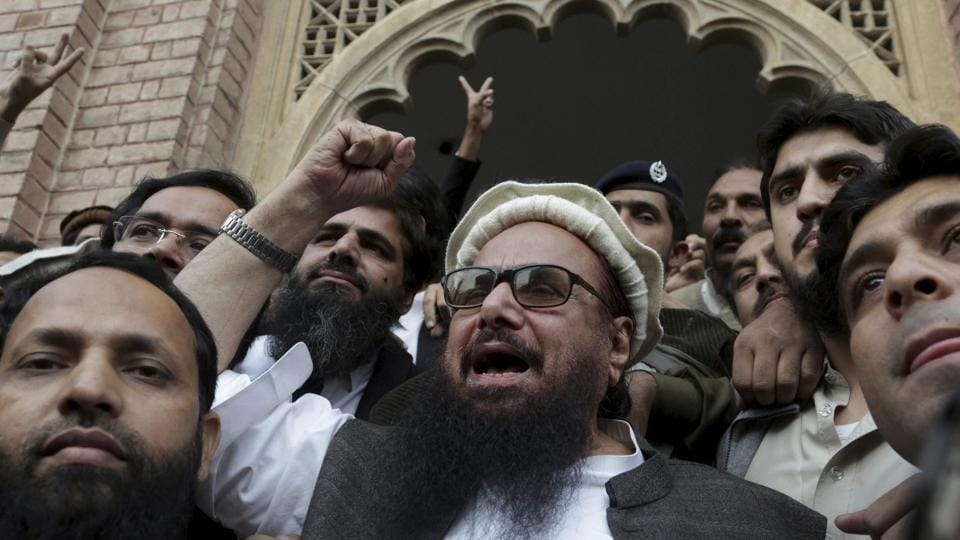 LHC orders release of JuD chief Hafiz Saeed