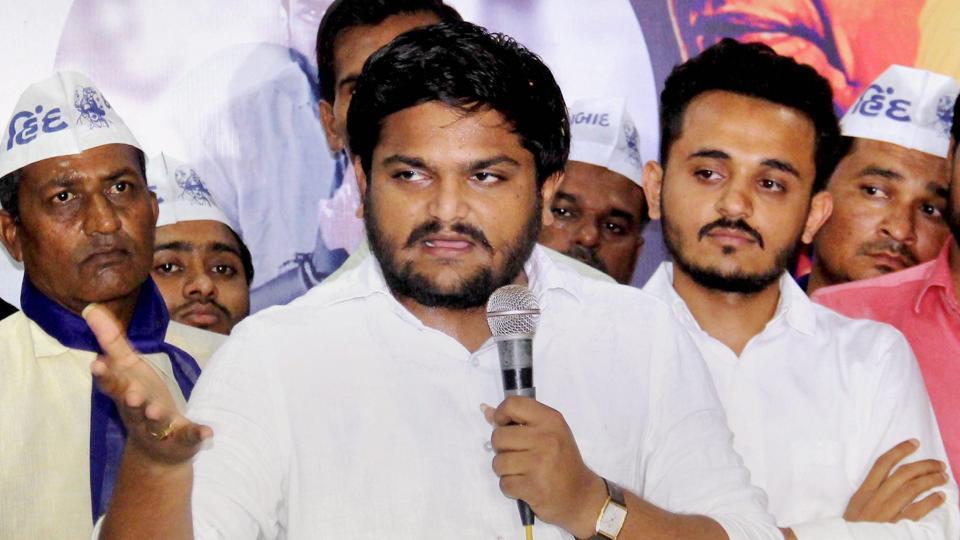 Hardik Patel,Gujarat election,Patel quota agitation