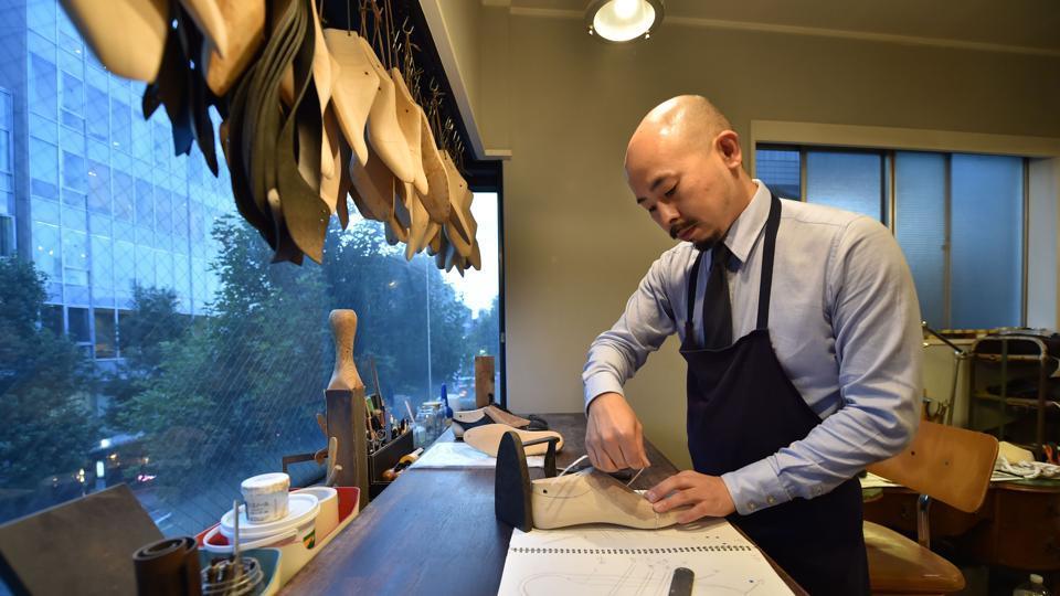 Japanese Shoemakers,European Shoemakers,Bespoke Leather Shoes