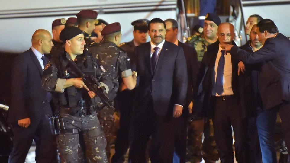 Lebanon,Saad Hariri,Beirut