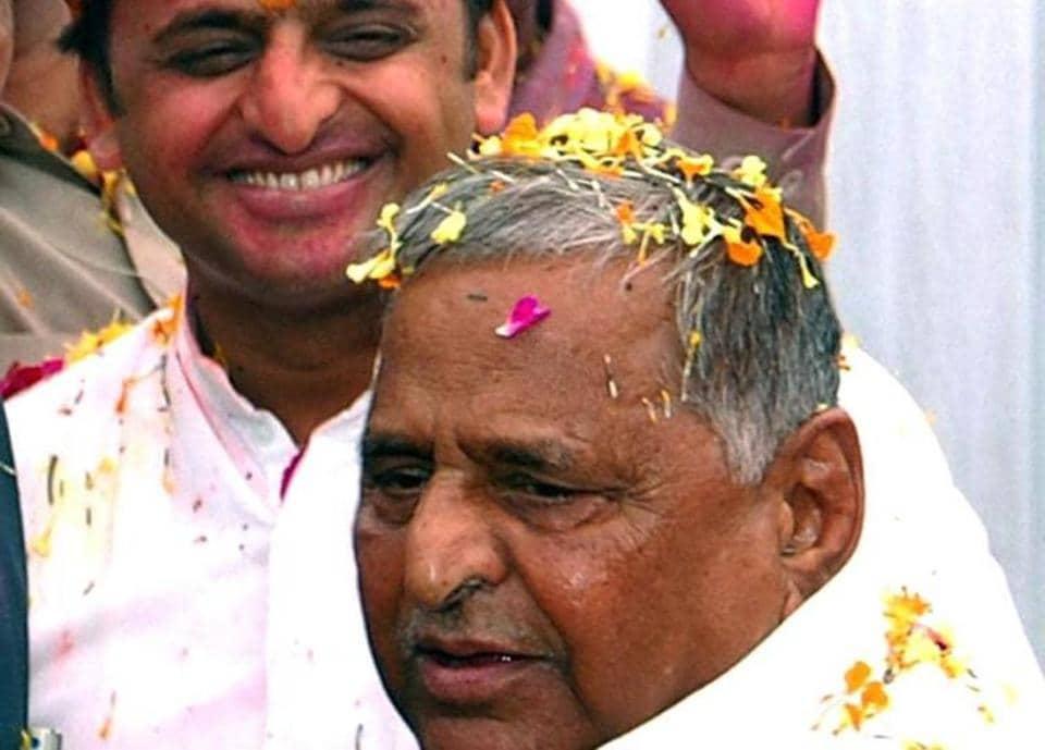 Mulayam Singh,Mulayam Singh Yadav,Samajwadi Party