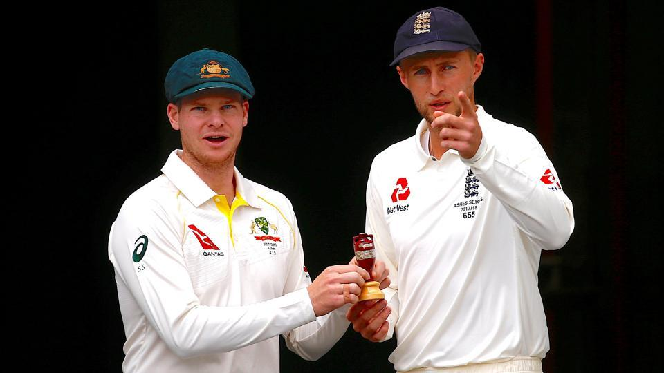 This is both Steve Smith and Joe Root's first Ashes as captain. (REUTERS)