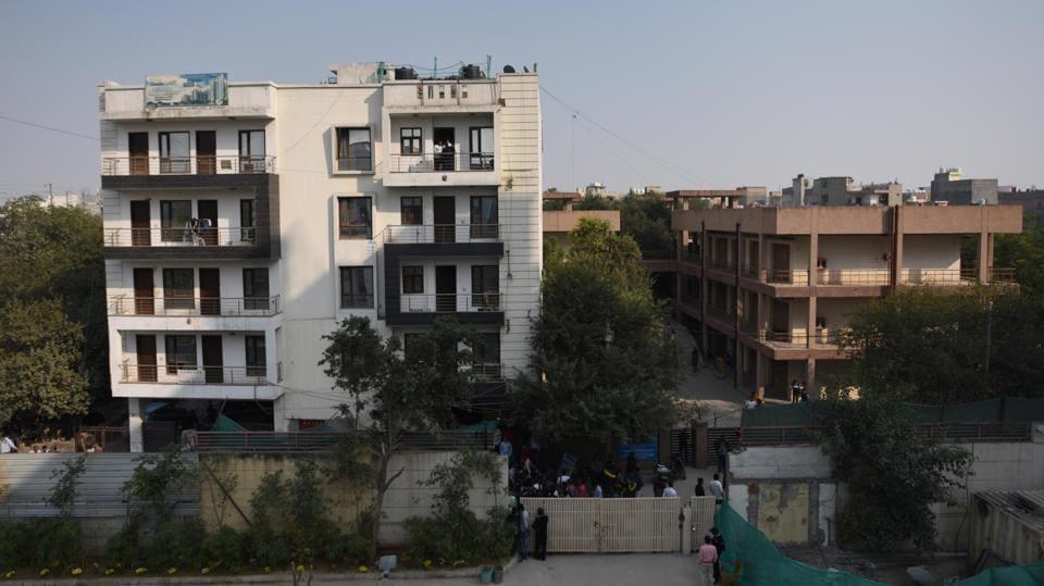 Dwarka shootout,Shanti Park,Punjab gangsters