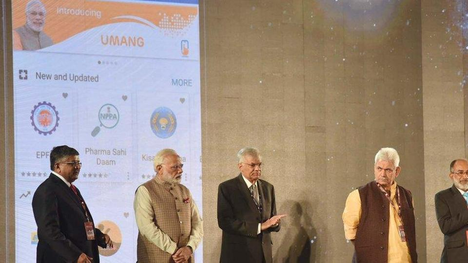 Digital technology helping in economic growth: PM Modi
