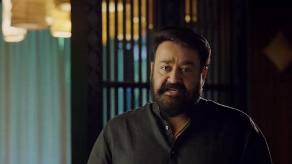 Mohanlal,Odiyan,Odiyan teaser