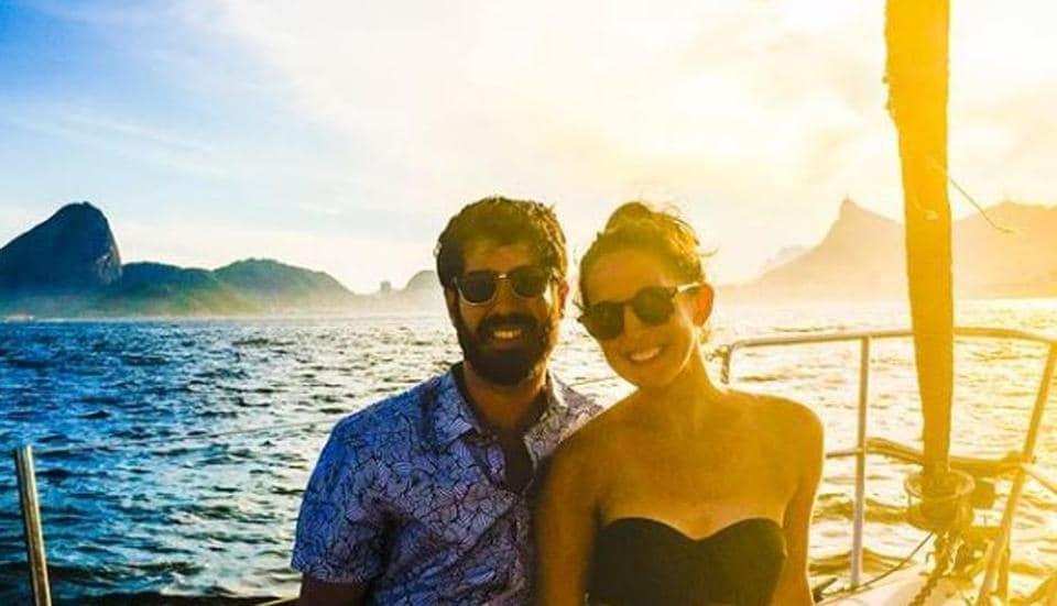 Honeymoon Couple,Instagram,Ponta dos Ganchos