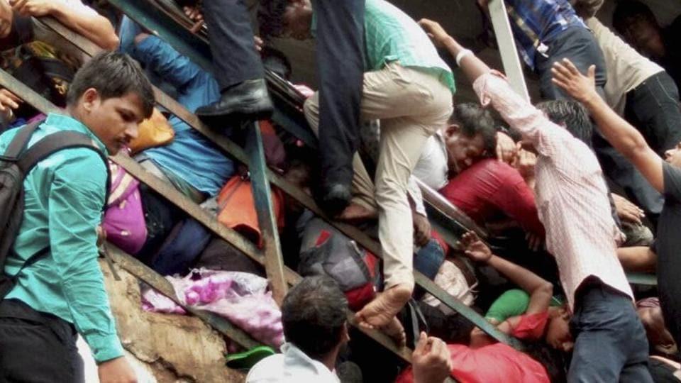 Mumbai,Elphinstone Road,Mumbai stampede