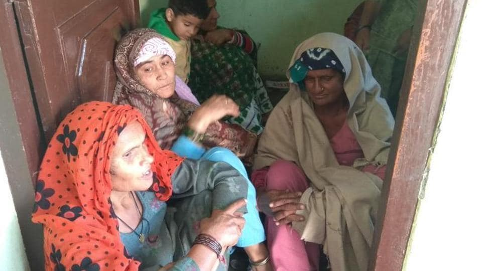 Grandmother, Dhanno Devi, said her son, Sonu, wanted to get rid of his three children because he was involved in an extramarital affair.