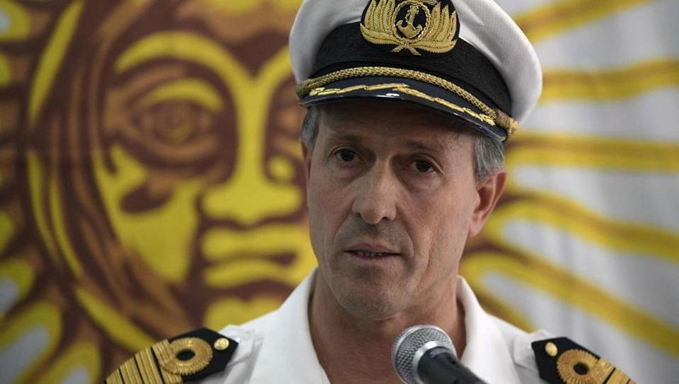 Argentina,Missing Submarine,Argentina Navy