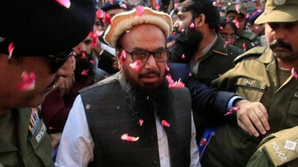 Hafiz Saeed, Designated Terrorist With $10 Million Bounty, Released By Pakistani Court