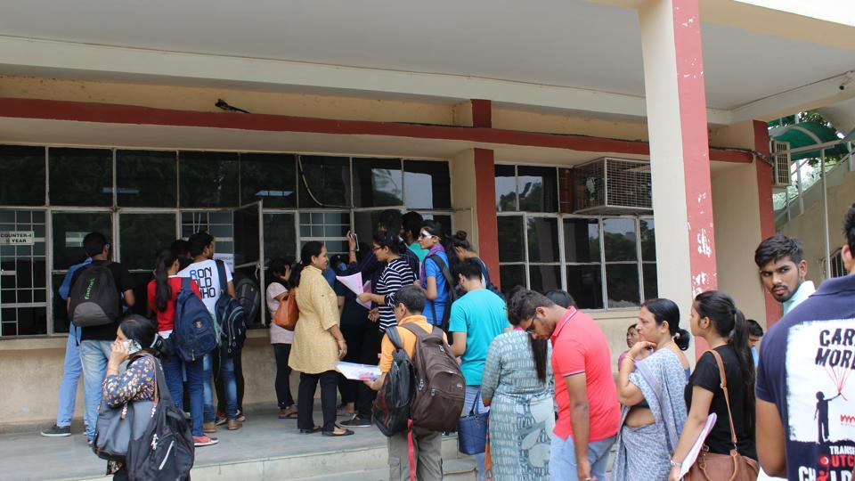 The university had last initiated the appointment process for colleges in 2015 but the HRD ministry had asked the process to be put on hold as then vice-chancellor Dinesh Singh's term was due to get over in three months.
