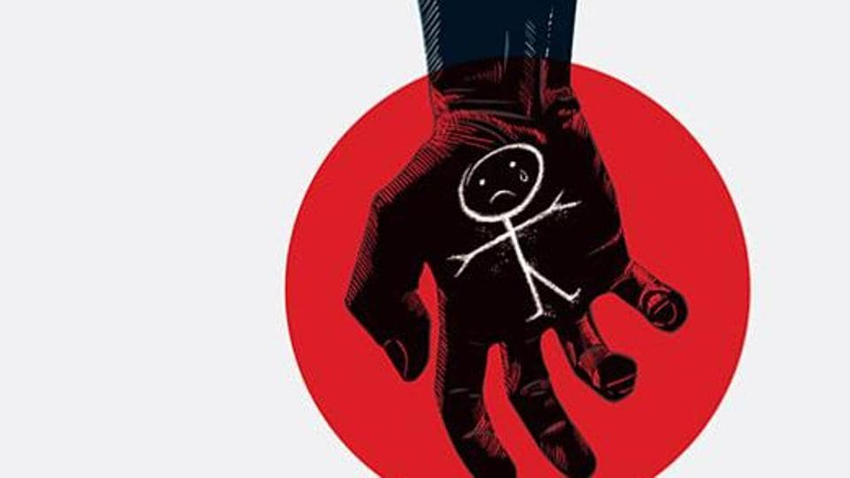 Delhi minor,Four-year-old booked for rape,Sexual behaviour