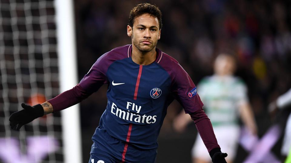 Paris Saint-Germain coach hails Neymar after stunning UEFA ...