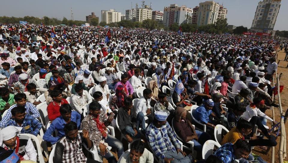 Gujarat polls,Gujarat elections,Chhotu Vasava