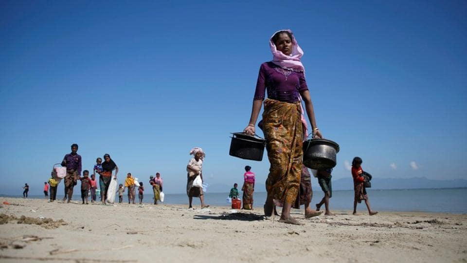 Rohingya crisis,Myanmar,Bangladesh