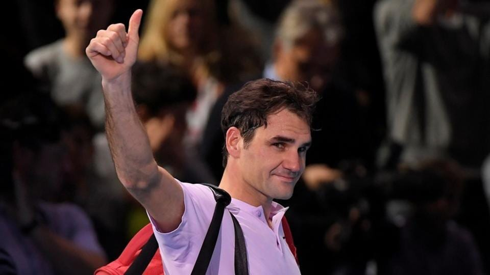 Roger Federer was thrilled with FC Basel's performance against Manchester United in the UEFA Champions League.