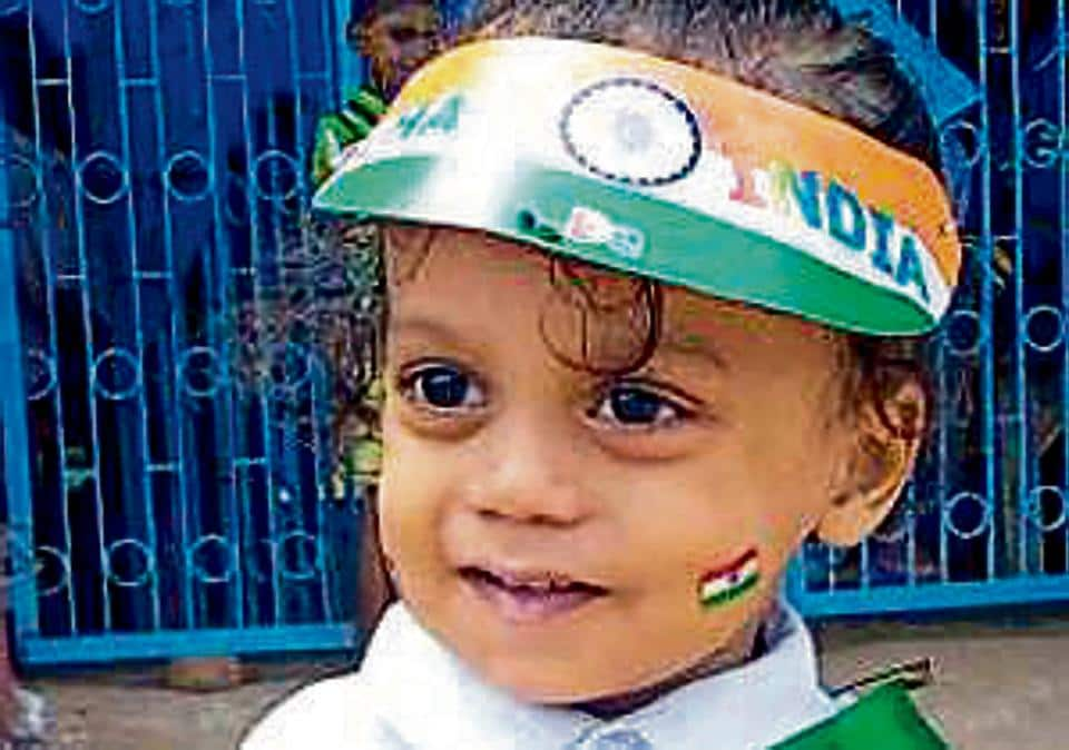 delhi,delhi news,toddler killed