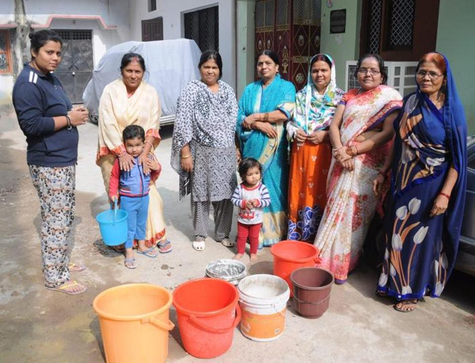 Lucknow: Access to clean water supply a big challenge