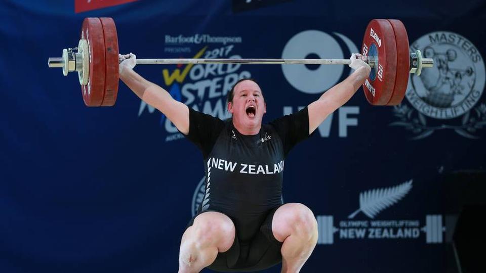 Laurel Hubbard,Commonwealth Games 2018,CWG 2018
