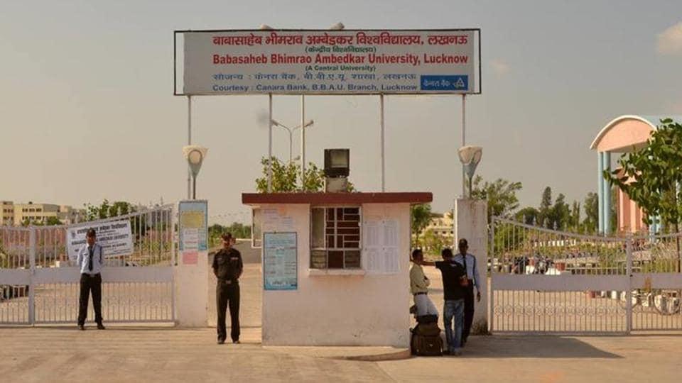 Ambedkar University,Babasaheb Bhimrao Ambedkar University,Lucknow