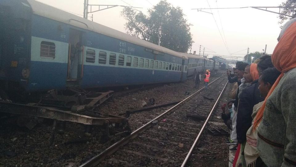 Goa-Patna Express,UP train accident,Vasco Da Gama-Patna Express
