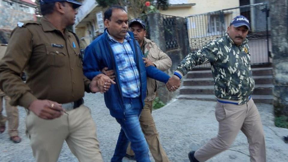 NH-74 scam,DP Singh,Uttarakhand