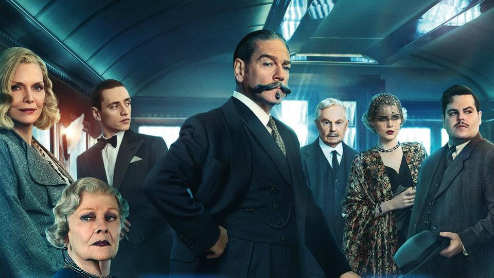 Kenneth Branagh delivers a performance that overpowers all else in Murder on the Orient Express.